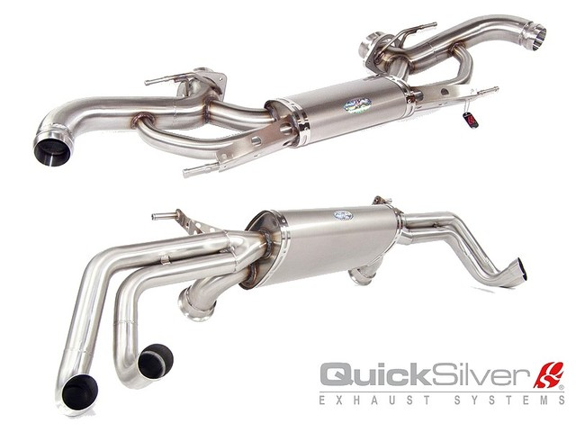 QuickSilver Exhaust v ČR