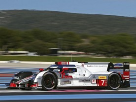 Audi do boje o titul ve WEC