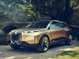 Budoucnost mobility BMW Vision iNEXT