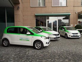 Carsharing v České republice: Car4Way