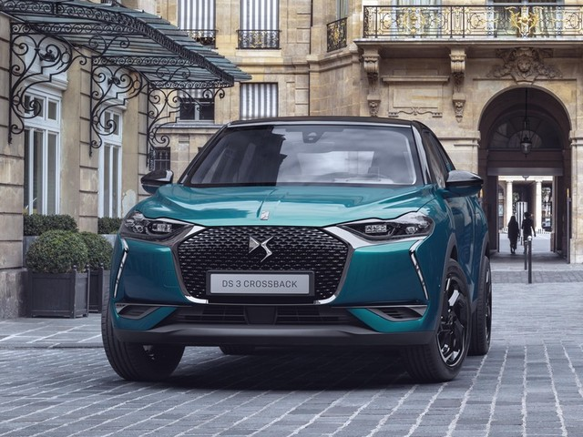 DS 3 Crossback: restart značky DS