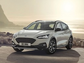 Crossover Ford Focus Active do prodeje