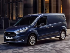 Ford modernizuje Transit Connect