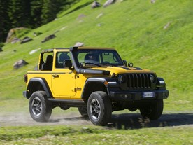 Camp Jeep 2019 v San Martino di Castrozza