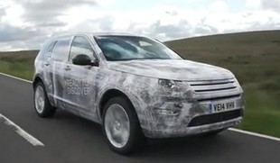 Land Rover poodhaluje Discovery Sport