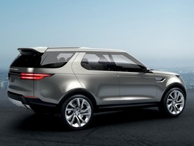 Koncept Land Rover Discovery Vision