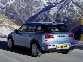Nové Mini Clubman ALL4