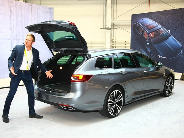 Nový Opel Insignia Sports Tourer