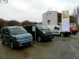 Renault Business Tour 2012