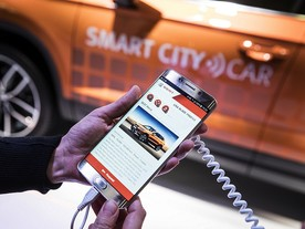 Seat na kongresu Smart City Expo v Barceloně