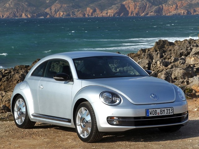 Volkswagen Beetle do prodeje